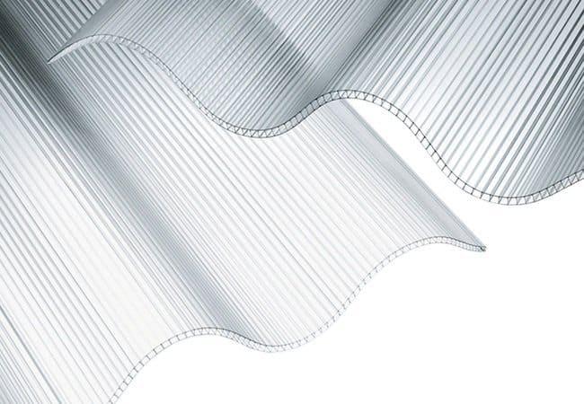 policarbonato celular ondulado