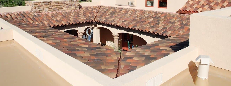 tejas ceramicas tradicionales ambiente